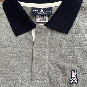 Men's Psych Bunny Polo